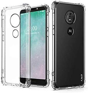 Forro Clear Transparente Para Moto G6 Play / Moto E5