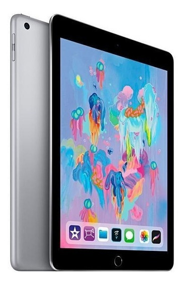 Apple iPad 6ª Geração A1954 - 128gb De 9.7 8mp/1.2mp Ios