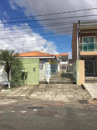 Casa Com 3 Dormitórios À Venda, 55 M² Por R$ 230.000 - Alto Boqueirão - Curitiba/pr - Ca0271