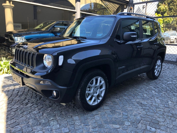 Jeep Renegade Sport Manual 2019 0km Linea Nueva Sport Cars