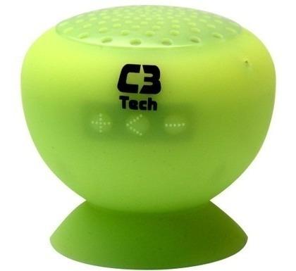 Caixas De Som Bluetooth (speaker C3tech Sp-12b)