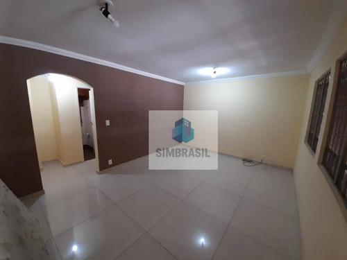 Sobrado Com 4 Dormitórios - Jardim São João - Campinas/sp - So0021