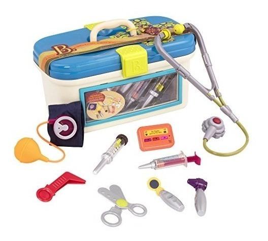 B. Dr. Doctor Toy Kit Médico Para Niños Juego De Imaginación