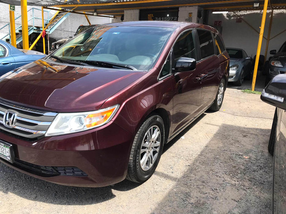 Honda Odyssey 3.5 Exl Minivan Cd Qc At 2012