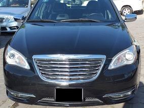 Chrysler 200 C Limited 2013 Negro