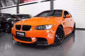 Bmw M3 Edição Limitada Fire Orange 32mkm - 2012