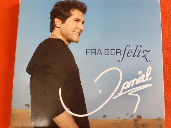 Cd Album Daniel Pra Ser Feliz Original 20 Faixas .obc Store
