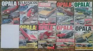 Revistas De Opala E Caravan. Várias