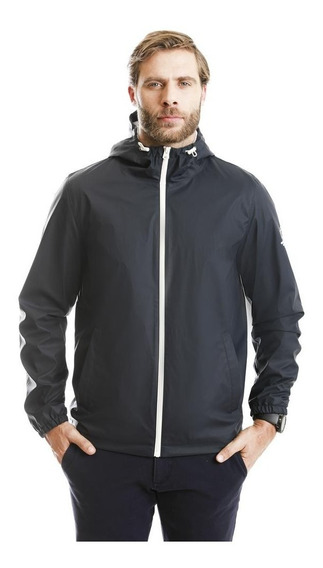 Chamarra Dockers® Hombre Hooded Rain Jacket