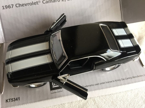 Coleccion De Autos Kinsmart Chevrolet Camaro Z/28 1967