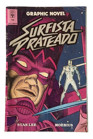 Graphic Novel Nº11 - Surfista Prateado: Parábola - Abril
