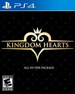 Kingdom Hearts All-in-one Package - Ps4 Digital Gcp