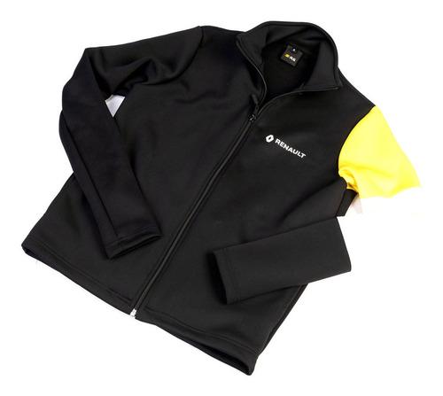 Campera Rs C/amarillo T:xl Boutique Renault