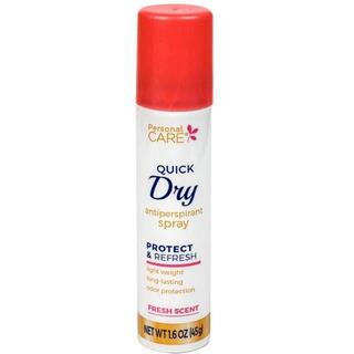 Personal Care - Quick Dry - Desodorante - Fresh Scent