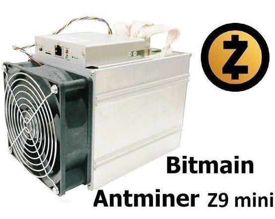 Mineradora Antiminer Z9 Mini C/fonte