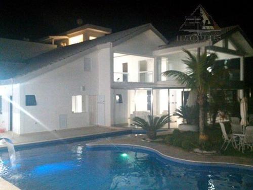 Imagem 1 de 22 de Casa Residencial À Venda, Condomínio Hills I E Ii, Arujá - Ca0007. - Ca0007