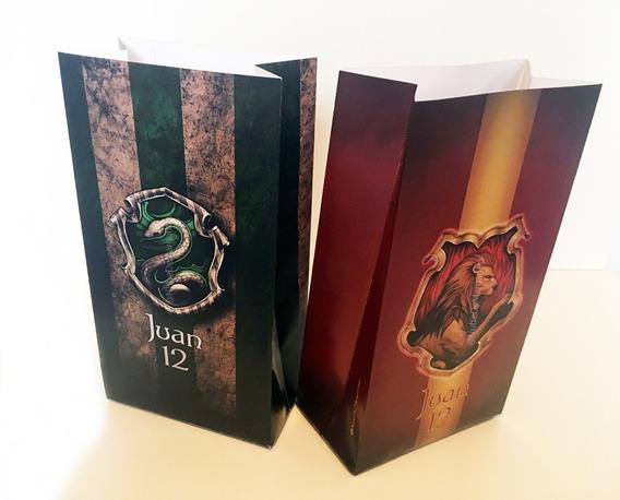 Bolsas Golosina Personalizadas Harry Potter