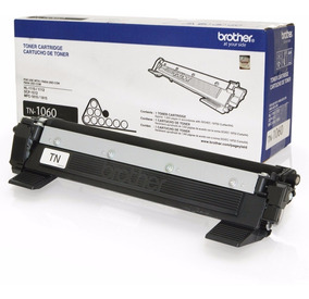 Toner Brother Original Tn-1060 Black - Hl-1110 Dcp-1512