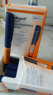 Insulina Aspártica - Flexpen 5x3ml