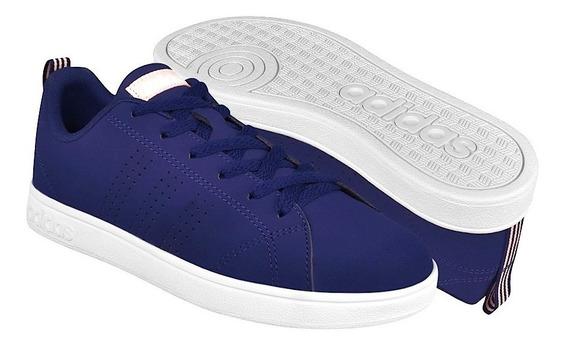 Tenis Casuales Para Dama adidas B42304 Blue White