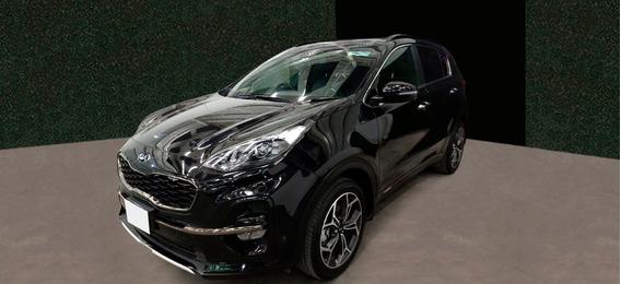 Kia New Sportage Pe 2.4l Sx A/t Negro 2019