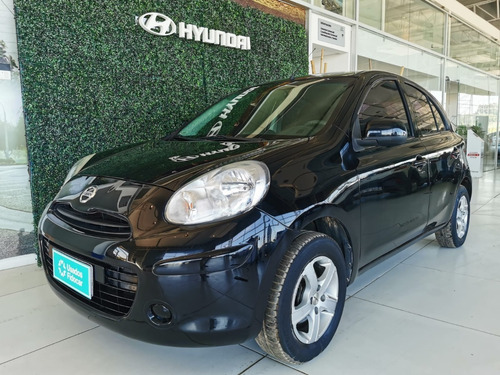 Nissan March Full 2014