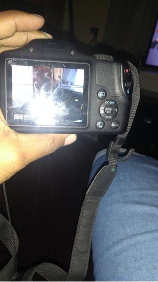 Máquina Fotográfica Canon 16.0 Mega Pixels Wi-fi