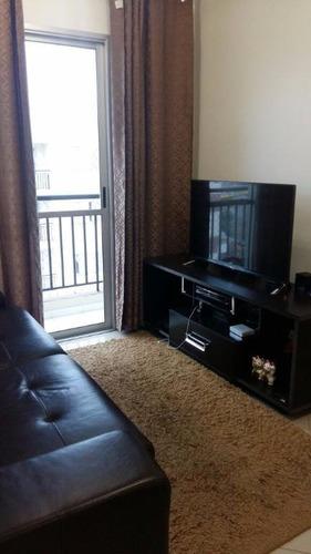 Imagem 1 de 17 de Apartamento Residencial À Venda, Vila Prudente, São Paulo. - Ap3222