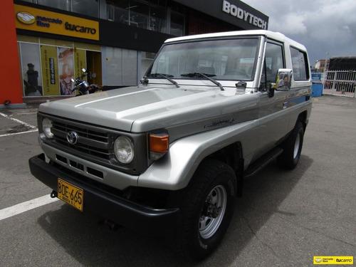 Imagen 1 de 14 de Toyota Land Cruiser 4.5 Fzj78
