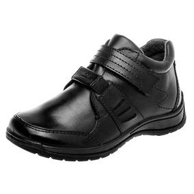 Zapato Escolar Marca Flexi 57905 De Piel Dog
