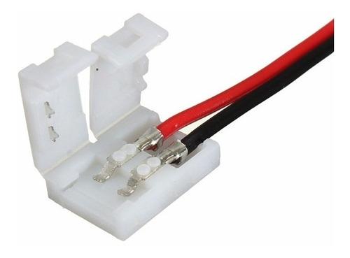 Imagen 1 de 1 de 100 Conector Tira Led 3528 5050 5630 - Con-r1