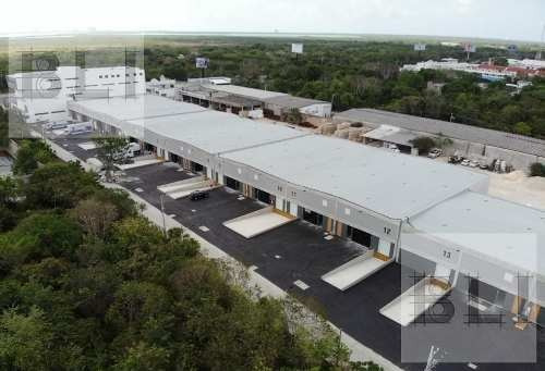 Nave Industrial - Cancún