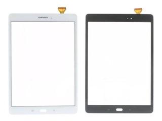 Vidro Touch Galaxy Tab A P550m P555m Tela Lente Função Canet