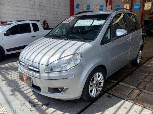 Fiat Idea Essence 1.4 Automatizada 2014 Completa