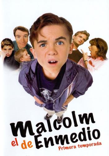 Malcolm El De Enmedio Primera Temporada 1 Uno Dvd