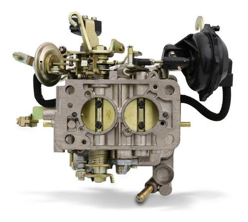 Imagem 1 de 5 de Carburador Mecar Vw Saveiro G1 Cht 1.6 Ae Alcool 1991 A 1995