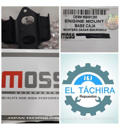Base De La Caja Mitsubishi Montero Dakar