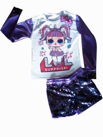 Suéter Niñas Lol (lazos De Obsequio)