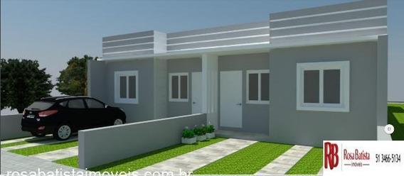 Casa Com 02 Dormitório(s) Localizado(a) No Bairro Fátima Em Canoas / Canoas - C130
