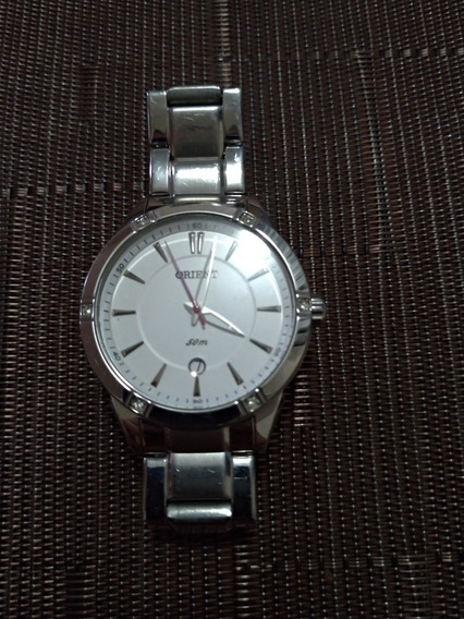 Relógio Orient Feminino 5atm Fbss1 104 Original