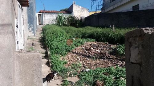 Terreno À Venda, 508 M²  - Cangaíba - São Paulo/sp - Af19765