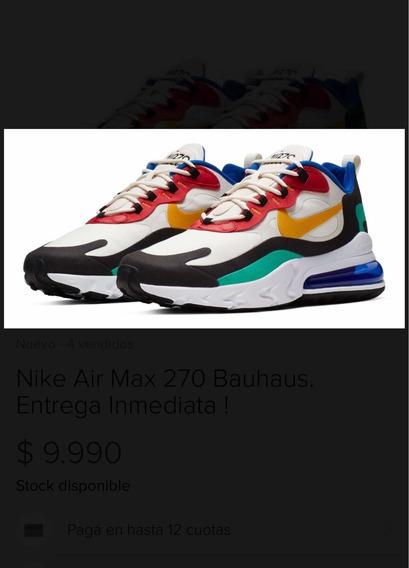 Nike Air Max 270 Bauhaus