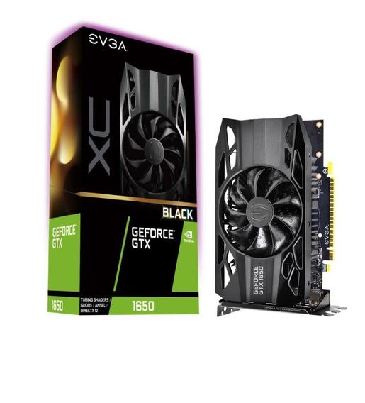 Placa De Video Evga Geforce Gtx 1650 Super Xc 4gb Ddr6 !!