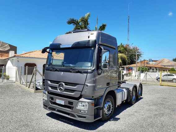 Actros 2546 Ls 6x2 - 2540 2544 Axor 1634 1635 Fh 440 420 460