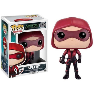 Muñeco Funko Pop 349 Arrow Speedy Original!!