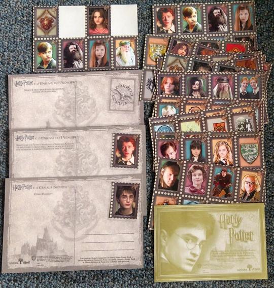 Harry Potter, Post Cards Coleção Vendas Avulsas 4,00 Cada.