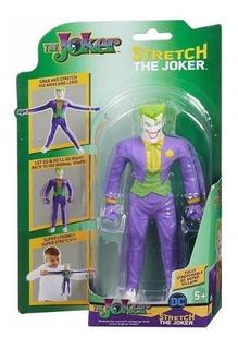 Joker Strech Figura Se Estira Muñeco Original Chiquilandia
