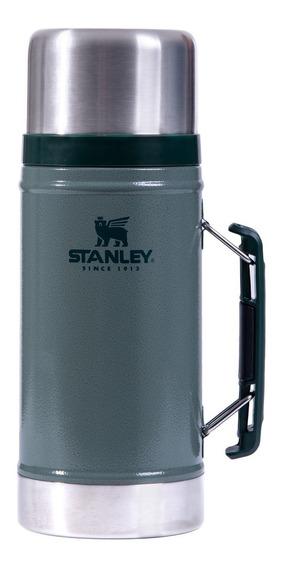 Termo Stanley 1lt Clasico Para Alimentos Original Verde