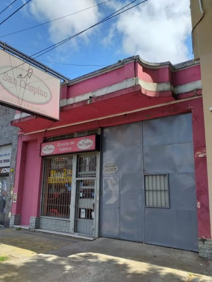 Local En Alquiler En Parque Chacabuco