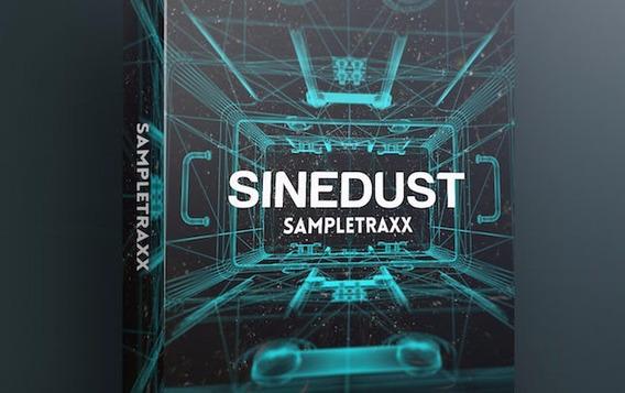 Percussão De Orquestra/cinema Kontakt Sinedust Sampletraxx